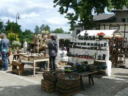 Bürgel keramik markt