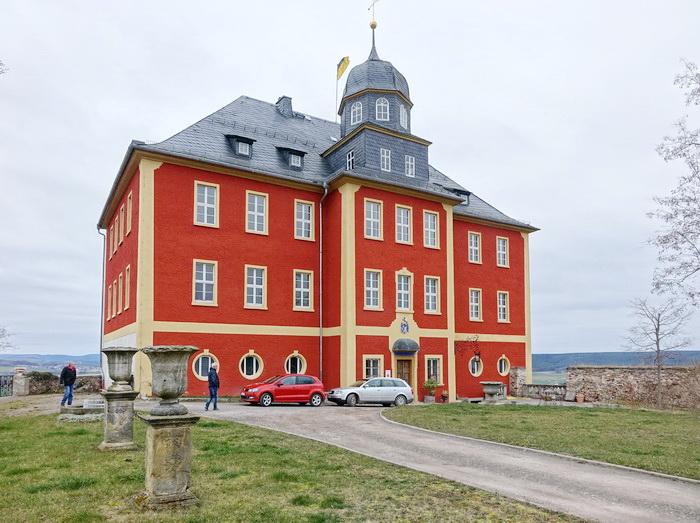 Cafe Schloss Burg